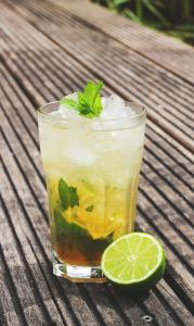 Mojitos to start off the Electica Bundle Release Day Party! | Jackie Keswick